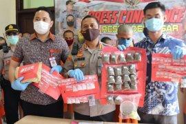 Jadi bandar narkoba, Seorang oknum TNI j ditangkap polisi di Bali