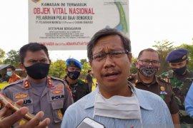 Pelindo Bengkulu akan tertibkan bangunan liar di lahan pelabuhan