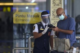Pergerakan penumpang domestik Bandara Ngurah Rai mulai meningkat
