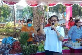 Putri Suastini Koster dukung Pemprov Bali adakan Pasar Tani