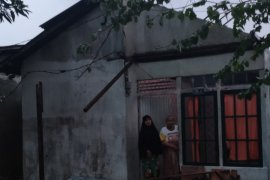 BPBD Kota Pontianak data kerusakan rumah akibat angin puting beliung