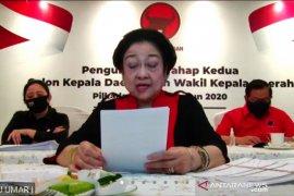Megawati: Calon kepala daerah PDIP tak berleha-leha