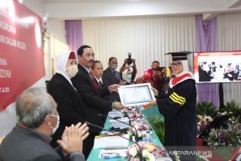 Menaker Ida Fauziyah raih gelar doktor ilmu pemerintahan dari IPDN