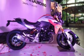 BMW F 900 R ramaikan pasar naked bike di Indonesia