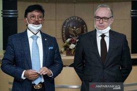 Indonesia, France discuss digital transformation