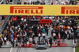 F1 laporkan dua kasus positif COVID-19