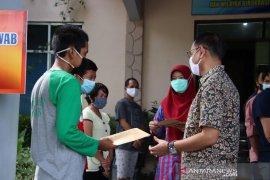 Sembilan pasien positif COVID-19 HSS dinyatakan sembuh dan dipulangkan