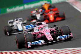 Formula 1: Terkait rumor Vettel, Perez yakin bertahan di Racing Point tahun depan