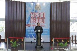 Donasi MPR Peduli - Lawan COVID-19 tembus Rp842 juta