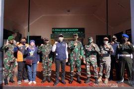 Cegah penyebaran COVID-19, tim gabungan lakukan Operasi Masker di Kota Bogor