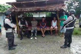 Brimob Polda Maluku sosialisasi SOP pemakaman jenazah COVID-19