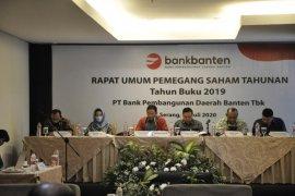 Aset Bank Banten turun 14,60 persen selama 2019