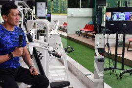 Kodam I/BB imbau personel terapkan protokol kesehatan saat berolahraga