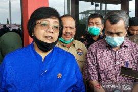 Menteri Siti Nurbaya jadikan Riau model pencegahan karhutla permanen nasional