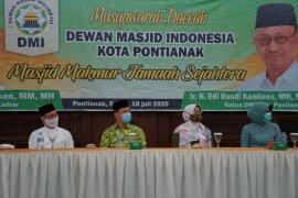 DMI Kota Pontianak ajak pengurus maksimalkan fungsi masjid