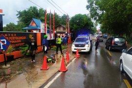 Tabrak pemotor hingga tewas Sopir pickup ditangkap polisi