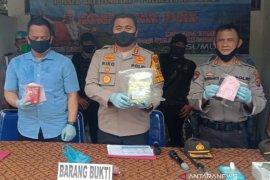 Polisi ungkap gudang narkoba di Komplek Tasbih Medan