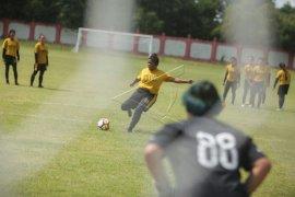 Persiapan PON Tim Sepak Bola Putri Kalteng