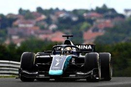 Formula 1: Sean Gelael awali balapan Silverstone dari posisi 16