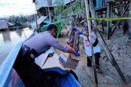 Polres Tanah Bumbu selidiki temuan mayat bayi di Kecamatan Satui