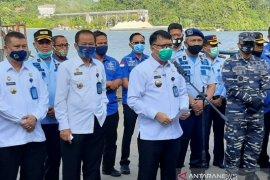 Puluhan napi bandar narkoba dipindah  ke Nusakambangan