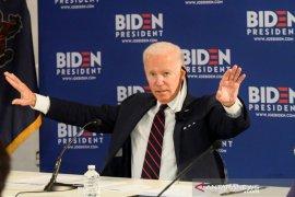 Calon Presiden Partai Demokrat Biden ungguli Trump 8 poin dalam hasil 'polling' opini pemilih