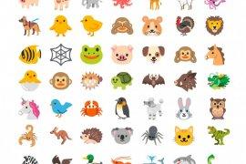 Emoji baru  akan tiba di iOS dan Android akhir tahun ini