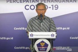 Pasien sembuh COVID-19 di Indonesia hari ini capai 43.268 orang dari 84.882 kasus positif