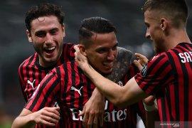 Hasil klasemen Liga Italia setelah Milan naik ke peringkat keenam
