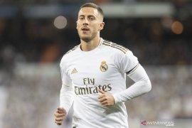 Eden Hazard akui ini musim terburuk kariernya meski juarai La Liga