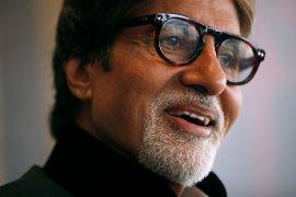 Seminggu usai divonis COVID-19, Amitabh Bachchan sampaikan rasa syukur