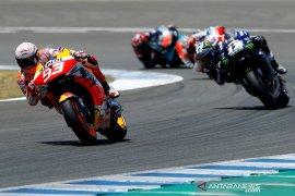 Marquez selesai operasi pasca kecelakaan di GP Spanyol