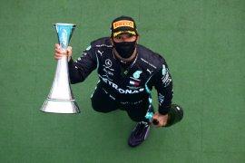 Tampil dominan, Hamilton juarai GP Hungaria ke-8 kalinya