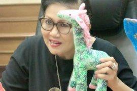 Bunda PAUD Bali Putri Koster ajak anak kreatif saat pandemi COVID-19