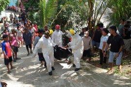 Korban tenggelam di sungai Pinoh ditemukan meninggal