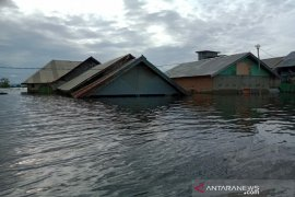 Floods swamp thousands of homes in Konawe, SE Sulawesi
