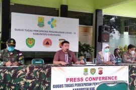 Kasus positif COVID-19 di Karawang bertambah lagi tiga orang