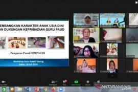 Himpaudi gelar Workshop Guru Kreatif secara virtual