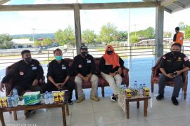 KPU Kabupaten Pulau Taliabu gelar apel GCS