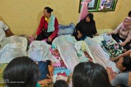Liburan berujung bencana, enam warga Sergai hanyut di Sungai Bahapal Simalungun