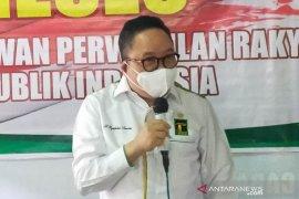 Syaifullah Tamliha ingatkan pengurus dan kader PPP HST jadi duta protokol kesehatan