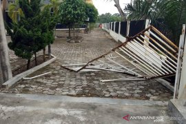 Sekelompok pemuda serang kantor PWI Riau, dan melukai sekuriti