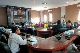 DPRD Jember jadwalkan gelar rapat paripurna hak menyatakan pendapat
