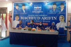 Partai Demokrat ajukan dua nama dampingi Cawali Surabaya Machfud Arifin