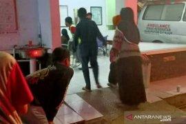 Puluhan warga keracunan usai menyantap nasi kotak