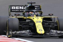 Formula 1: Renault buat sasis baru untuk Ricciardo jelang kualifikasi GP Britania