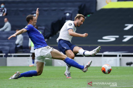 Liga Inggris: Tottenham Hotspur ganggu peluang empat besar Leicester setelah menang 3-0
