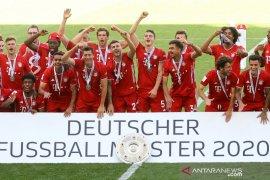 """Bayern Munchen dan Real Madrid jadi tim terbaik sejak liga Eropa """"restart"""""""