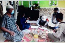 Ketua KPU Kabupaten Serang Pantau Coklit di Kecamatan Jawilan