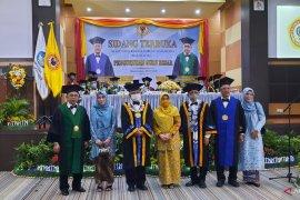 ULM kini miliki 56 guru besar